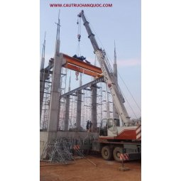 Sửa chữa Cầu trục tỉnh Điện Biên