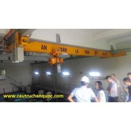Sửa chữa Cầu trục tỉnh Quảng Bình
