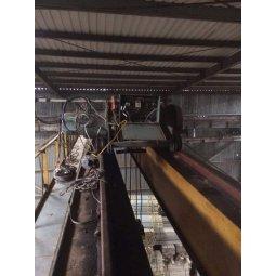 Sủa chữa Palang Nhật cũ lắp cầu trục tại Vĩnh Phúc