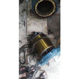 Sửa chữa sự cố Palang bị nước vào động cơ gây cháy do gặp nước mưa ngoài trời tại Phú Thọ