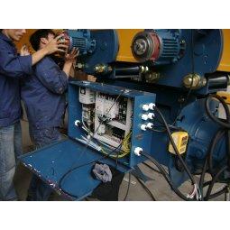 Căn chỉnh bảo dưỡng Palang cầu trục loại treo tại Quảng Ninh