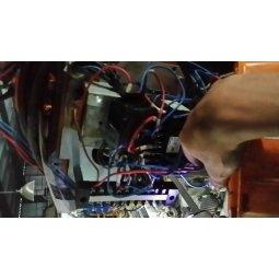 Sửa Palang xích điện gặp sự cố hỏng Khởi động từ nâng hạ